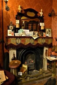Christmas 2018 - The fireplace